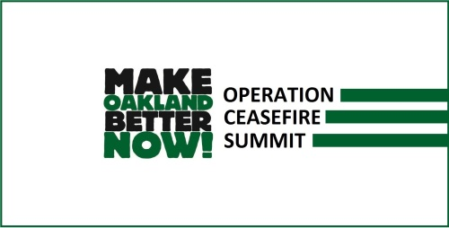 Operation Ceasefire Summit